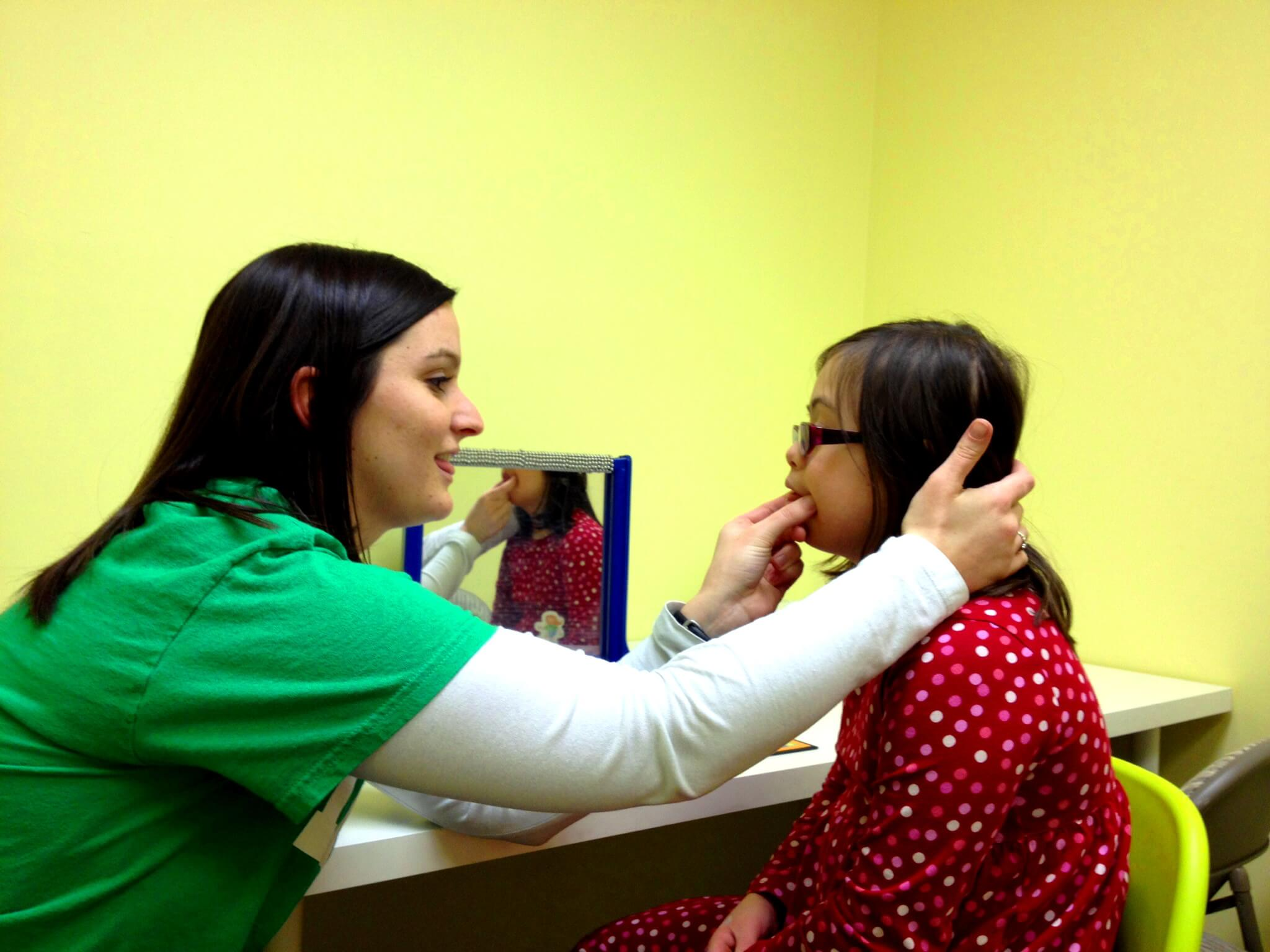 pediatric speech therapy northern virginia